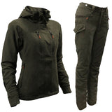 Ladies Game HB462 Elise Waterproof Jacket (Green)