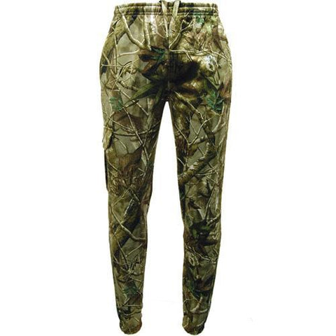 Game Mens Tecl-Wood Tracksuit Passion Green Joggers