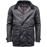 Game Mens Winchester Antique Jacket Navy