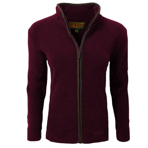 Ladies Game Penrith Country Fleece Top