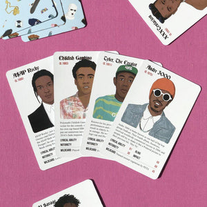 Rapper Stacks Vol.2: The 10s Pack - Stacks: The Hip Hop Card Game