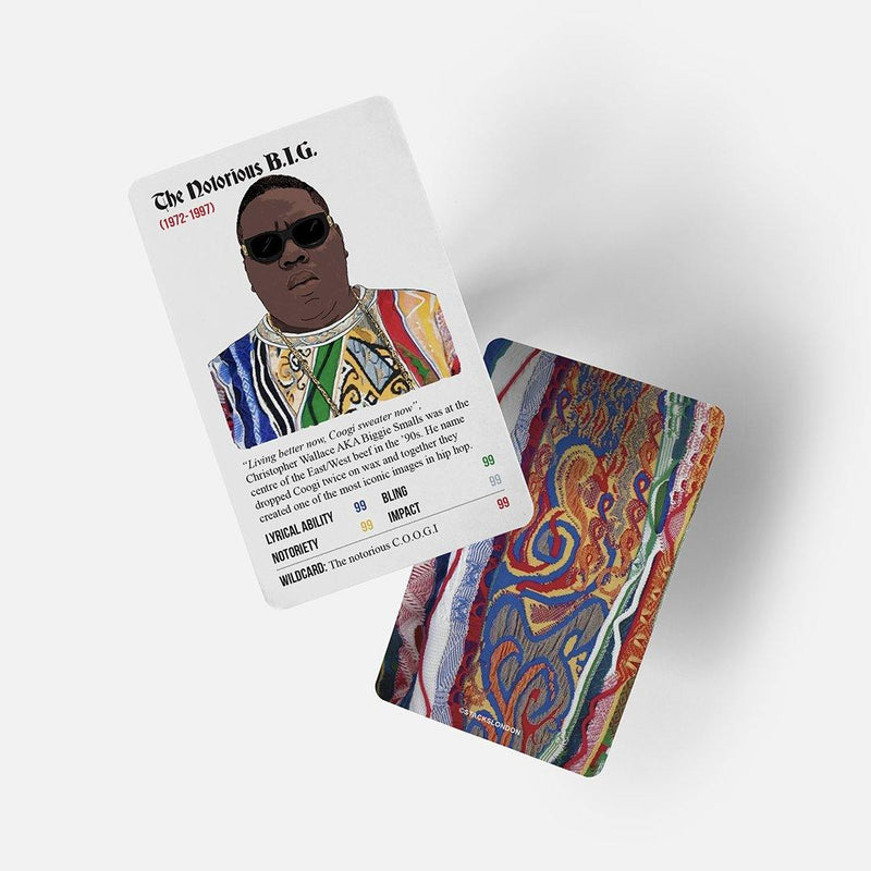 The Notorious B.I.G. (COOGI Edition) - Stacks London