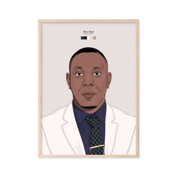 Dizzee Rascal Print - Stacks: The Hip Hop Card Game