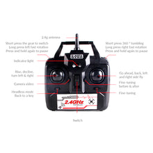 Load image into Gallery viewer, SHAREFUNBAY 6-Axis Quadcopter Remote Control Mini Drone