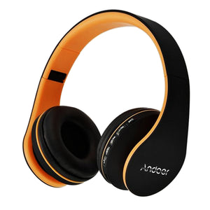 ANDOER Multifunctional Noise Cancelling Wireless Headphone