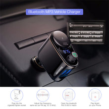 Load image into Gallery viewer, Baseus MP3 Audio Player Handsfree Car Phone Charger