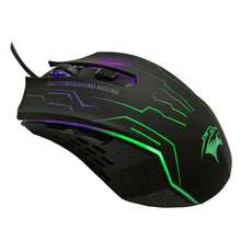 Load image into Gallery viewer, FORKA 6 Buttons Mute Optical Gaming Mouse