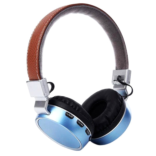 KAPCICE Plus Super Bass Wireless Bluetooth Headphone