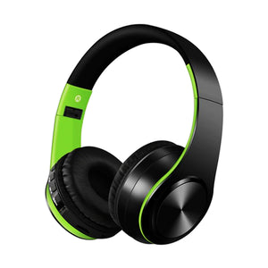 HiFi Stereo Foldable Wireless Bluetooth Headphone