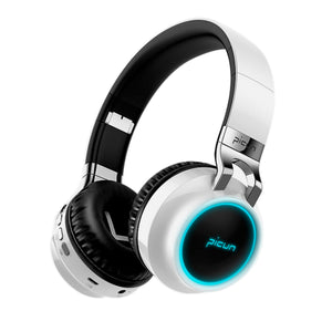 Sound Intone P60 Color Glowing Wireless Bluetooth Headphone