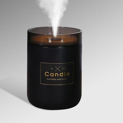 Romantic Candle Essential Oil Air Humidifier