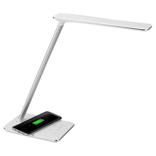 Load image into Gallery viewer, 2-in-1 Wireless Charger with Led Table Lamp For iPhone X/8