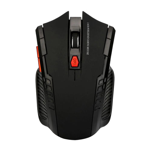 MOSUNX Mini Wireless 6 Buttons Optical Gaming Mouse