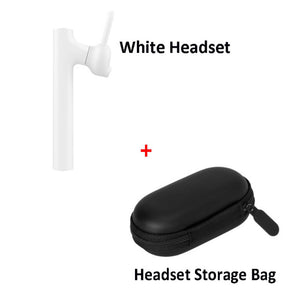 Original Xiaomi Bluetooth Headset Youth version 4.1 with Charging Seat