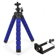 Load image into Gallery viewer, JCKEL Mini Flexible Sponge Octopus Tripod for Camera and Smartphones with accessory