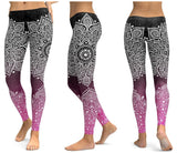 Casual or Fitness stylised Leggings/Yoga Pants
