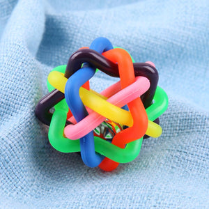 Colorful Rubber Pet Toy