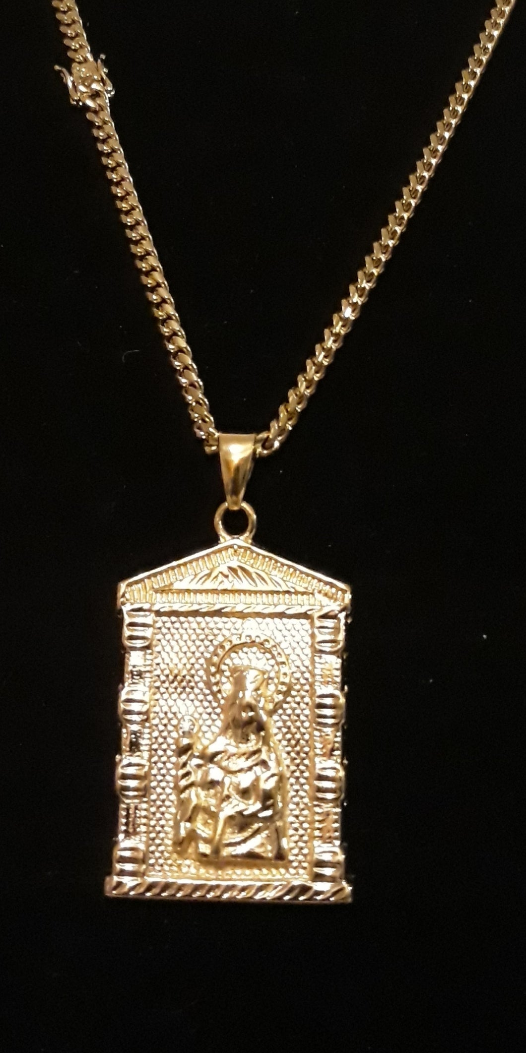 14k Gold filled pendant
