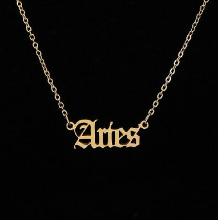 Gold Plated 1.5mm Aries Chain