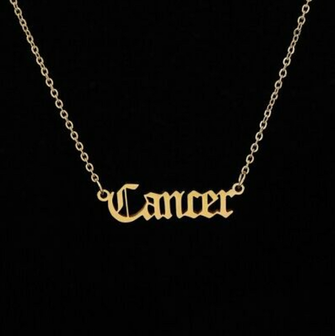 Gold Plated 1.5mm Cancer Chain