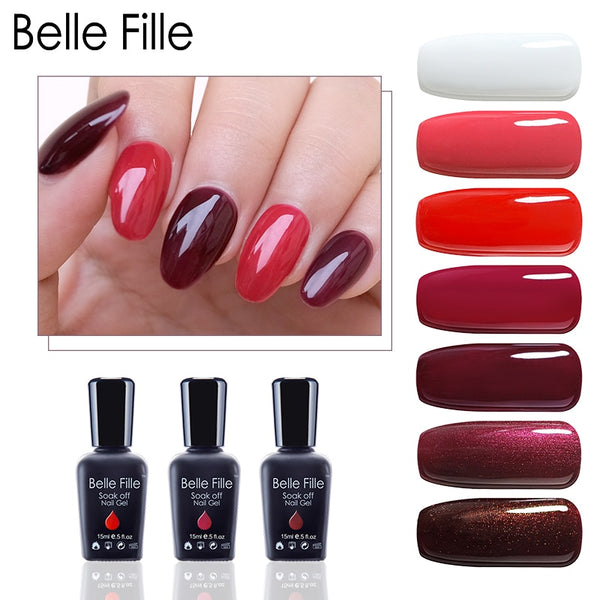 54416b9f72 Wine Gels and Polishes