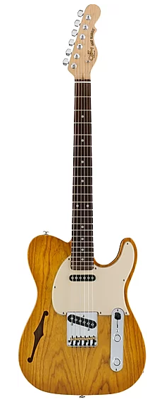 [新品] G&L FULLERTON SERIES ASAT Classic Semi-Hollow