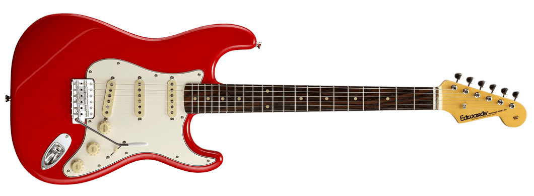 [新品] Edwards E-ST-125ALR Trino Red