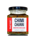 Hot Argentine Chimichurri