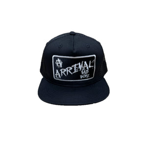 BAD BOYZ TRUCKER CAP (BLACK)