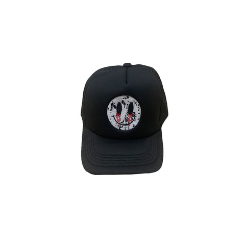 SMILEY TRUCKER CAP
