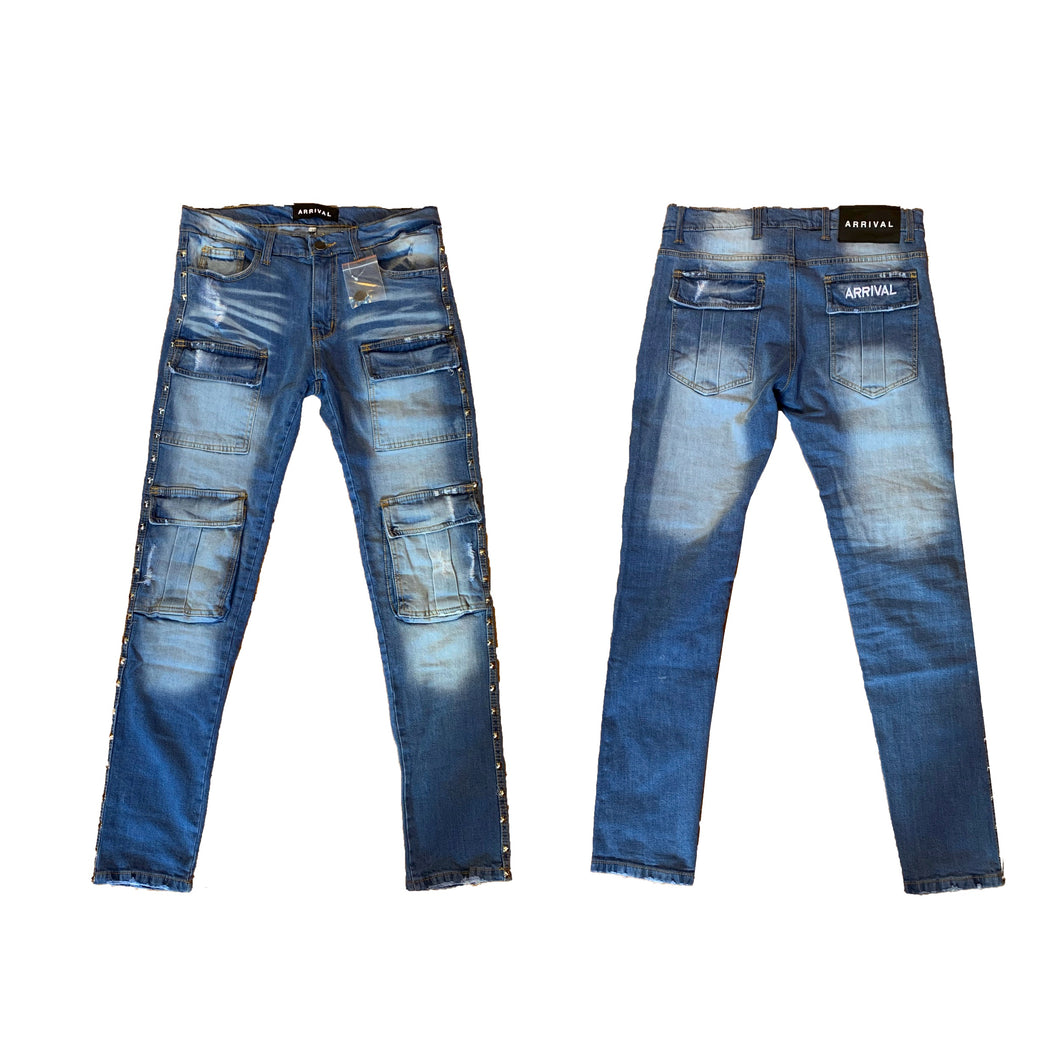 SIGNATURE DENIM (BLUE)