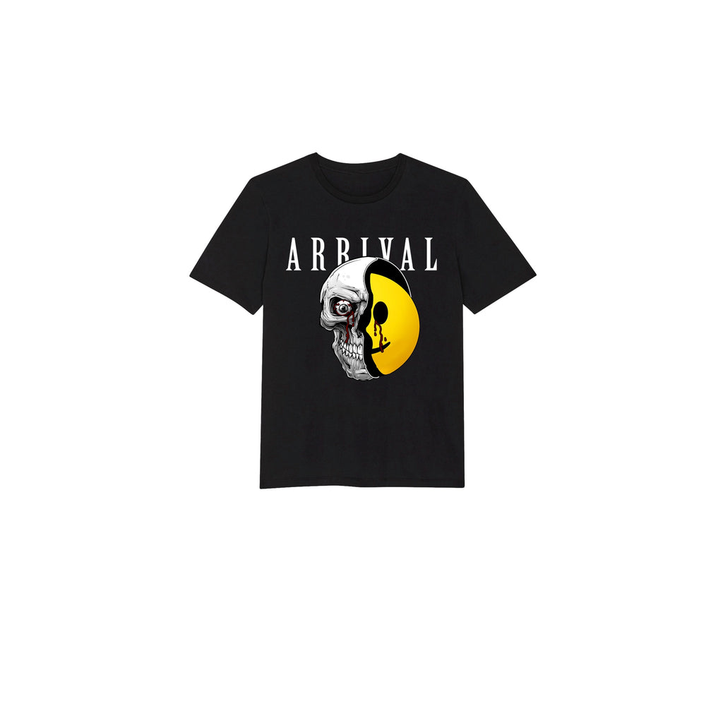 HAPPILY HALF DEAD TEE (BLACK)