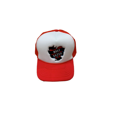 MOST HATED TRUCKER CAP