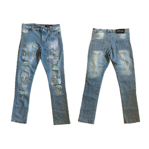 SIGNATURE DENIM 2.0 (BLUE)