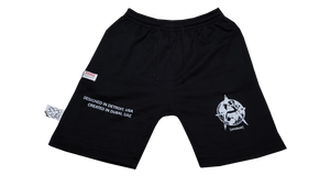 DETROIT TO DUBAI SHORTS (BLACK)