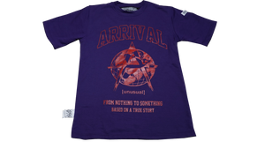 TRUE STORY TEE (PURPLE)