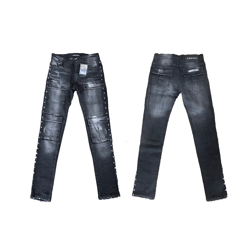 SIGNATURE DENIM (BLACK)