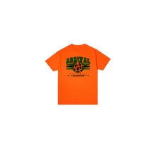 Load image into Gallery viewer, WORLDWIDE LEGENDS TEE (ORANGE/GREEN)