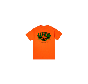 WORLDWIDE LEGENDS TEE (ORANGE/GREEN)