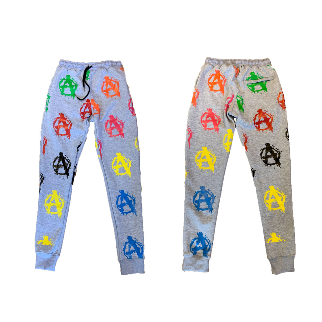 FULL PRINT SWEATS