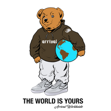 Load image into Gallery viewer, Worldwide Bear Tee