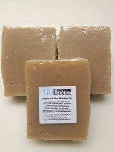 Grapefruit & Aloe Shampoo Bar
