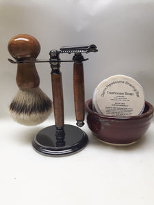Men's Shave Box - Madrone