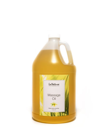 LaNatura Spa Professional Natural Body Massage Oil