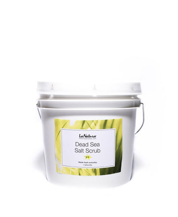 LaNatura Spa Dead Sea Salt Body Scrub