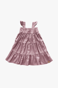 Vestido Alice Pale Rose