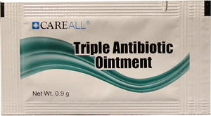 Triple Antibiotic Ointment - Pack of 25