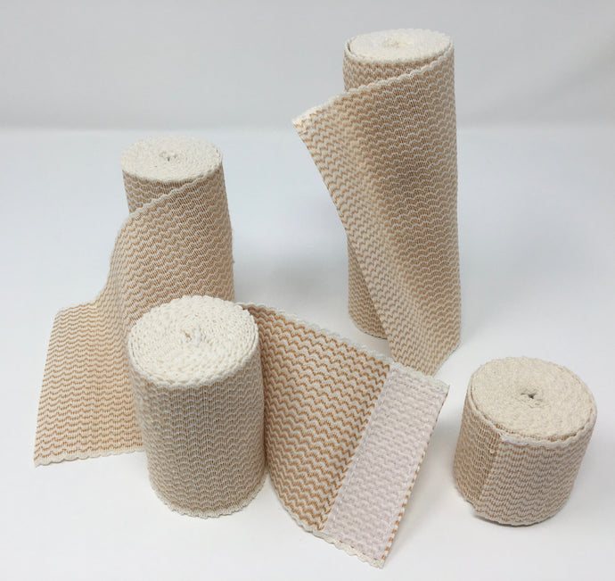 Elastic Bandages - Pack of 3