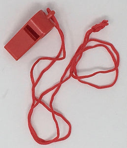 Emergency Whistles - Pack of 10