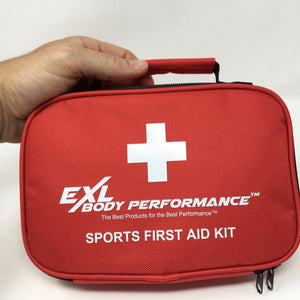 Affordable Deluxe Performance + Aid Kit with High Quality Items - The Deluxe Performance + Aid Kit is made for young athletes by young athletic coaches and athletes. Our Deluxe Kit is made for those seeking out superior performance. This kit is necessary to every athlete, coach, or team who is serious about their performance and safety of their team. Incl: all items you'll ever need.